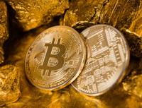 Obrázek: Zlato vs Bitcoin