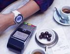 Obrázek: Platba hodinkami