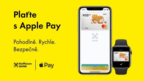 Obrázek: Apple Pay
