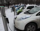 Obrázek. Automobily v zimě