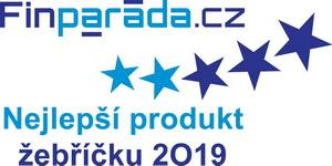 Obrázek: Logo Nejlepší produkt žebříčku 2019