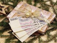 Obrázek: Penízea Vánoce