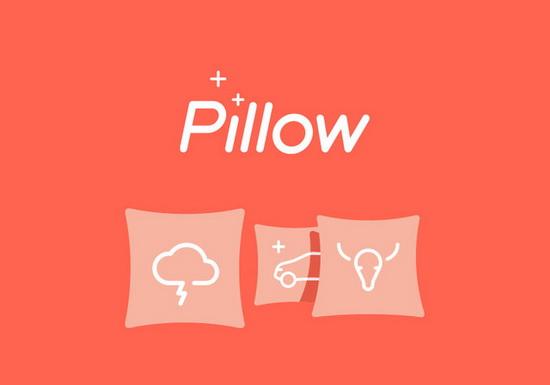 Obrázek: Pillow pojišťovna