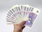 Obrázek: peníze v ruce