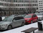 Obrázek: Chodník se sněhem