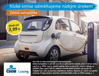 Ilustrační obrázek: Elektroauto