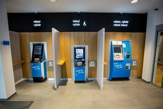 Orázek: Bankomat ČSOB