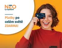 Obrázek: NEO účet odExpobank