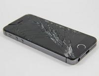 Obrázek: Rozbitý telefon