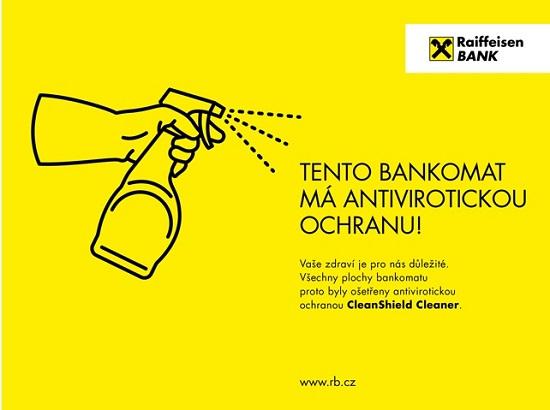 Obrázek: Ochrana bankomatu