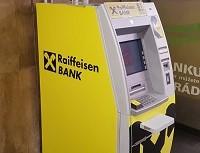 Obrázek: Bankomat Raiffeisenbank