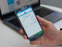 Obrázek: Mobilní aplikace ČSOB