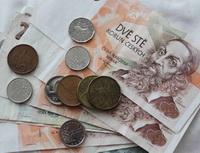 Obrázek: Bankovky a mince