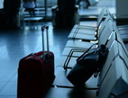 Obrázek: Zavazadla na letišti