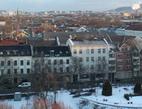 Obrázek: Město v zimě