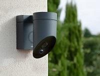 Obrázek: Bezpečnostní kamera