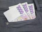 Obrázek: Peníze v kapse