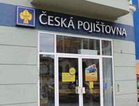 Penzijní společnost České pojišťovny přilákala nejvíce lidí pro 2. pilíř penzijní reformy. Na snímku pobočka České pojišťovny.